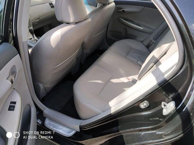Corolla XEI 2011 com multimídia - Foto 4