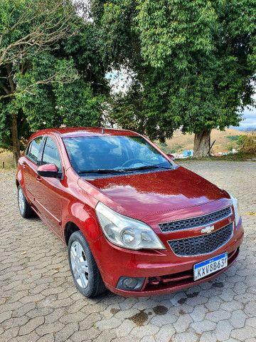Chevrolet Agile 1.4 LTZ Top Linha c/ GNV MUITO NOVO! DOC OK TODO REVISADO - Foto 3