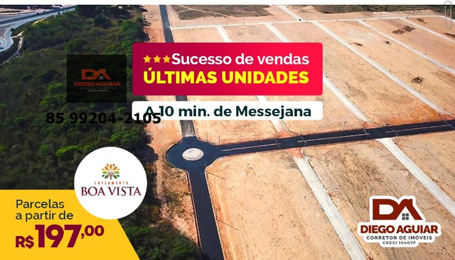Lotes Boa Vista &¨%$#@ - Foto 16