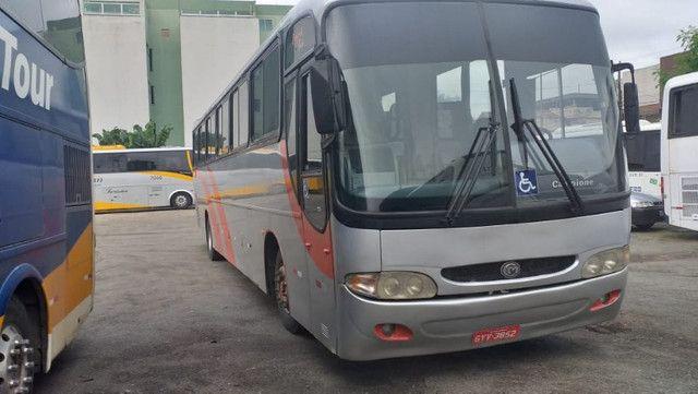 Ônibus ideal pra Motorhome ano 2000 Doc tudo em dia valor 25 mil - Foto 2