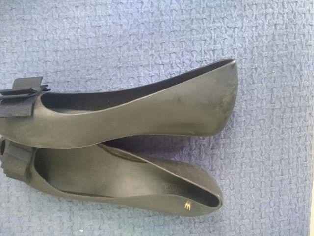 Sapato feminino Melissa - Foto 4