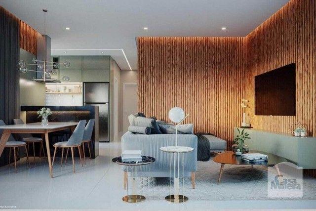 Apartamento à venda com 3 dormitórios em Coração eucarístico, Belo horizonte cod:319355 - Foto 2