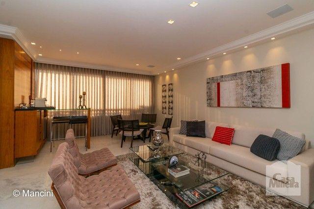 Apartamento à venda com 4 dormitórios em Belvedere, Belo horizonte cod:319101