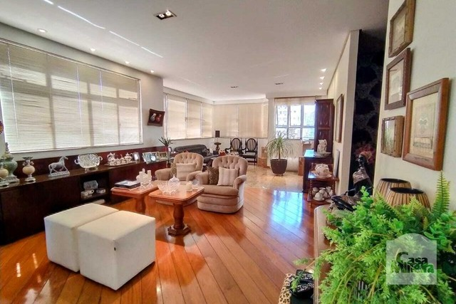 Apartamento à venda com 4 dormitórios em Serra, Belo horizonte cod:316296 - Foto 3