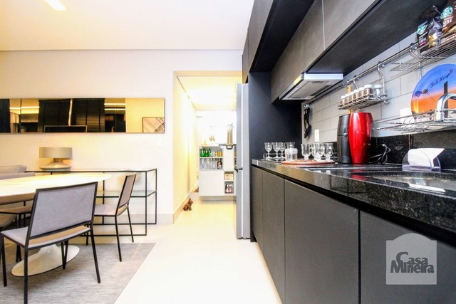 Apartamento à venda com 1 dormitórios em Lourdes, Belo horizonte cod:266790 - Foto 19