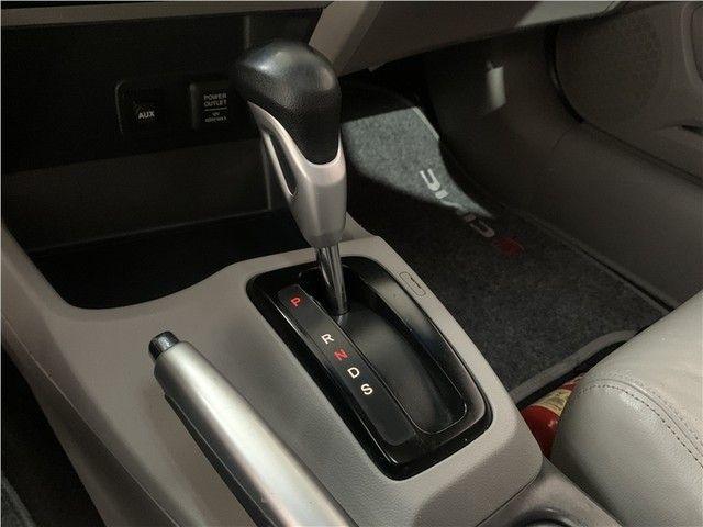 Honda Civic 2014 2.0 exr 16v flex 4p automático - Foto 12