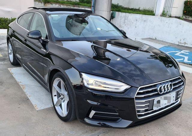 Audi A5 Sportback 2.0 PRESTIGE PLUS 2019 COM 16 MIL RODADOS!