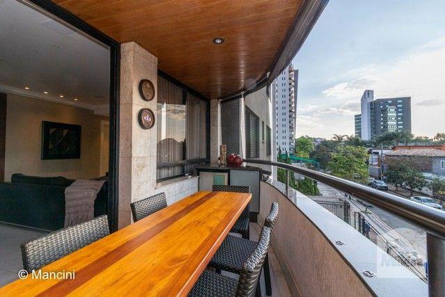Apartamento à venda com 4 dormitórios em Belvedere, Belo horizonte cod:319101 - Foto 13