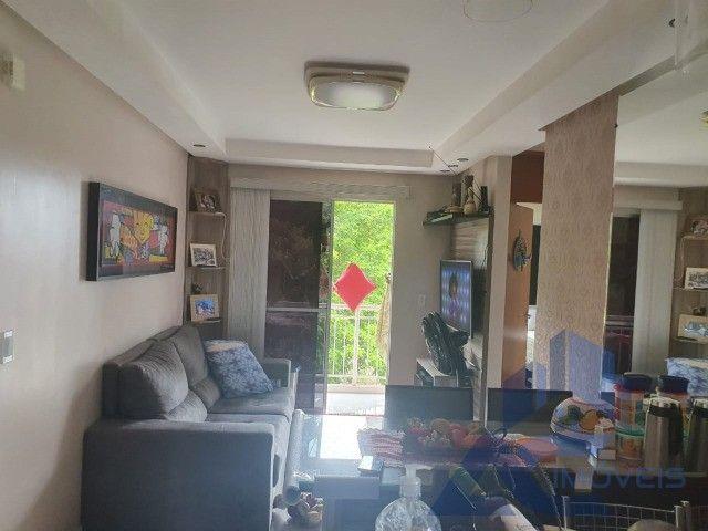 Paradiso Girassol > 44m², 2 Dormitórios c/ Banheiro Social, 1 Vaga, Próx. Bemol Torquato - Foto 10
