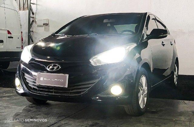 Hyundai HB20s Premium 1.6 2015