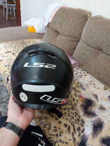 Vendo capacete LS2 - Foto 3