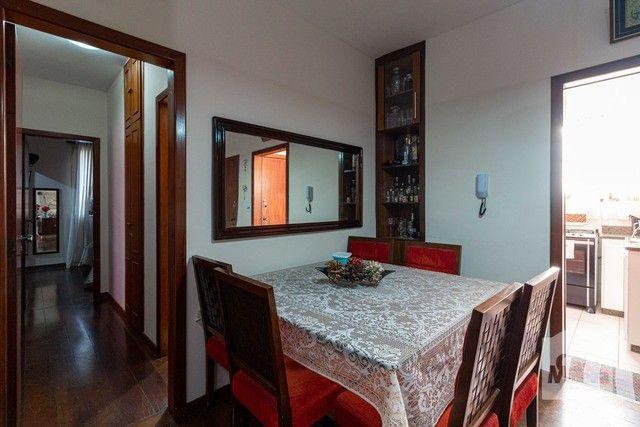 Apartamento à venda com 3 dormitórios em Castelo, Belo horizonte cod:266473 - Foto 4