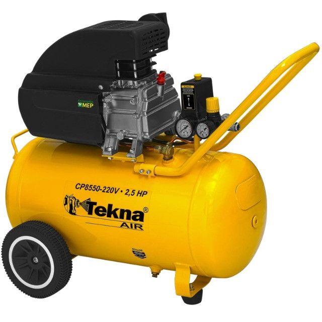 Compressor de ar 50 litros - Foto 3