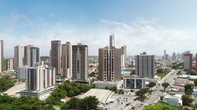 Apartamento à venda, 90 m² por R$ 650.000,00 - Miramar - João Pessoa/PB - Foto 3