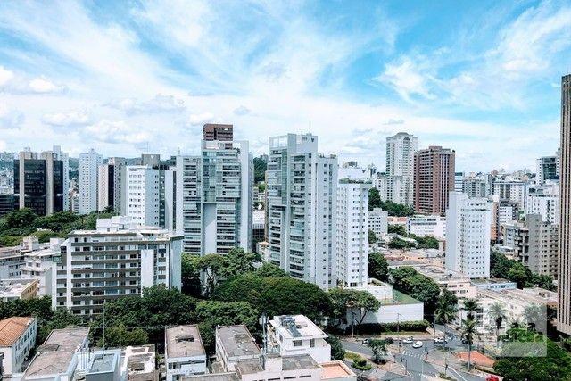 Apartamento à venda com 4 dormitórios em Santo agostinho, Belo horizonte cod:277343 - Foto 9