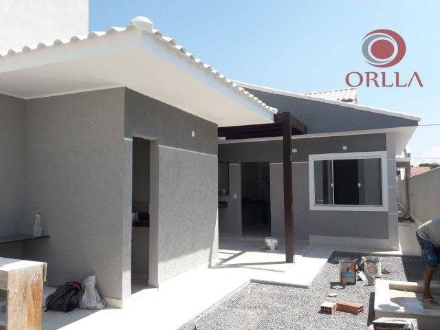 Linda casa em fase de construção em Itaipuaçu (Jardim Central)!  - Foto 2