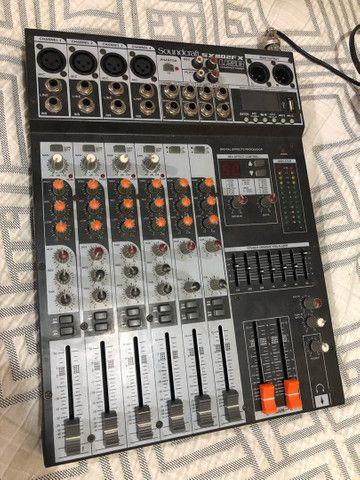 Mesa SoundCraft SX802 FX USB  - Foto 3