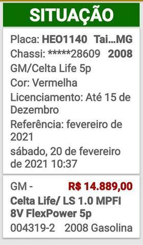 Celta life 2007/2008 4 portas! - Foto 8