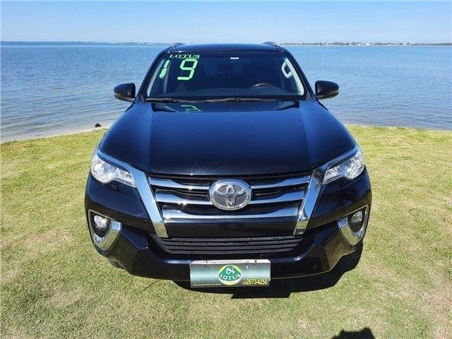 Toyota Hilux SW4 2.7 Automático 2019 Preto - Foto 3