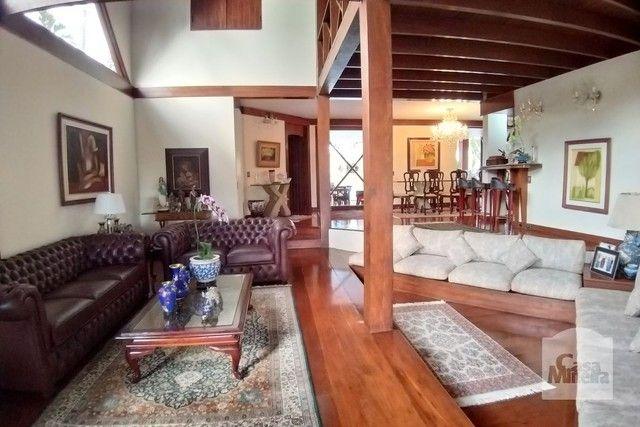 Casa à venda com 5 dormitórios em São luíz, Belo horizonte cod:266884 - Foto 2