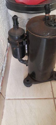 Motor de ar condicionado - Foto 3