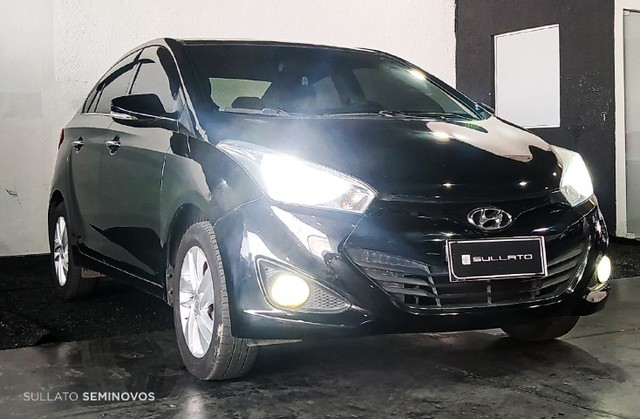 Hyundai HB20s Premium 1.6 2015 - Foto 12