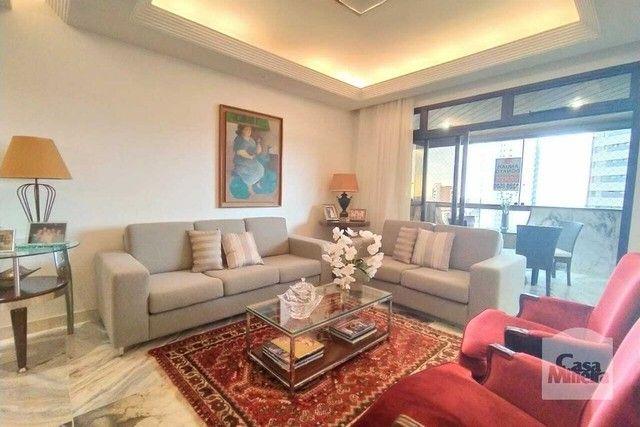 Apartamento à venda com 4 dormitórios em Serra, Belo horizonte cod:313804 - Foto 4