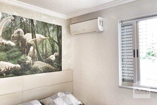 Apartamento à venda com 4 dormitórios em Santo antônio, Belo horizonte cod:273863 - Foto 7