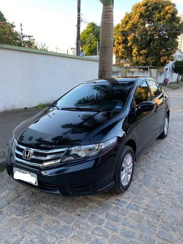 Honda City LX 1.5 Automático 2013 - Foto 7