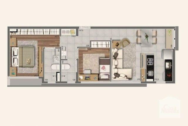 Apartamento à venda com 2 dormitórios em Lourdes, Belo horizonte cod:267374 - Foto 4