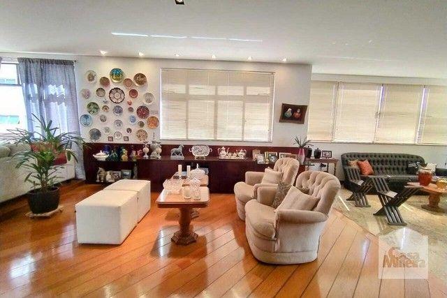 Apartamento à venda com 4 dormitórios em Serra, Belo horizonte cod:316296 - Foto 2