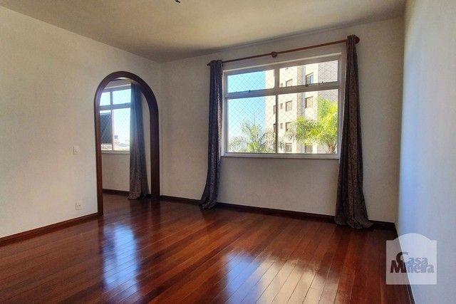 Apartamento à venda com 4 dormitórios em Santo antônio, Belo horizonte cod:253438