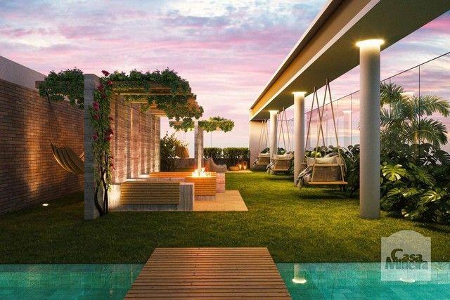 Apartamento à venda com 4 dormitórios em Sion, Belo horizonte cod:264980 - Foto 9