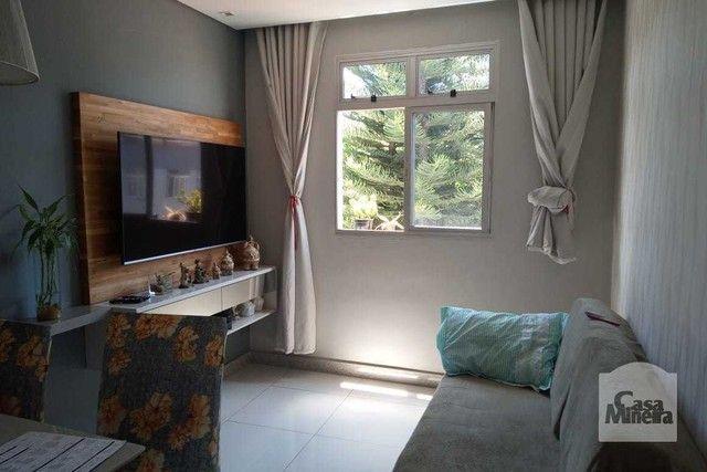 Apartamento à venda com 3 dormitórios em Monsenhor messias, Belo horizonte cod:272988