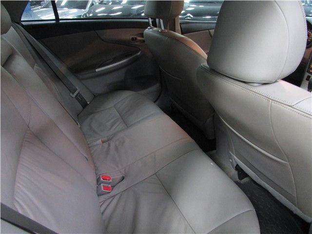 Toyota Corolla 2013 1.8 gli 16v flex 4p automático - Foto 11