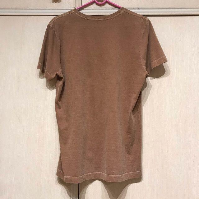 Camiseta estampada  - Foto 2