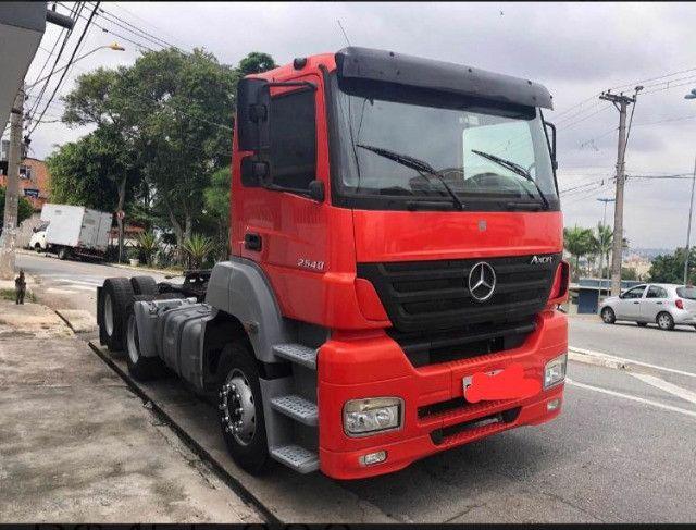 Mercerdes Benz AXOR 2540
