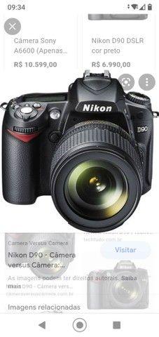 Camera d90