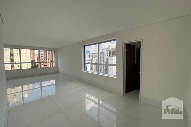 Apartamento à venda com 4 dormitórios em Santo agostinho, Belo horizonte cod:278220 - Foto 6