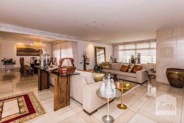 Apartamento à venda com 5 dormitórios em Serra, Belo horizonte cod:105840 - Foto 2