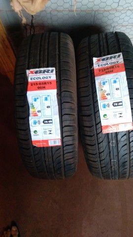 """pneus novos 215/65/15  os dois  por  """"400"""" - Foto 2"""