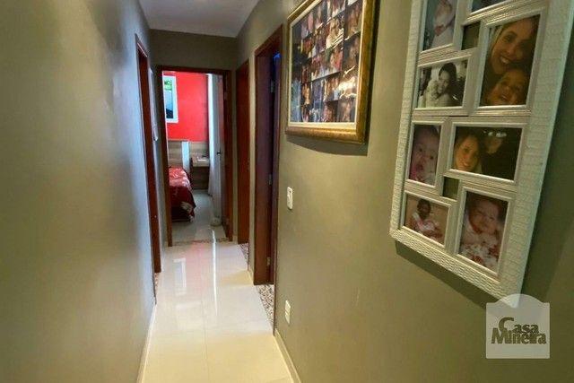Apartamento à venda com 3 dormitórios em São joão batista, Belo horizonte cod:278432 - Foto 7