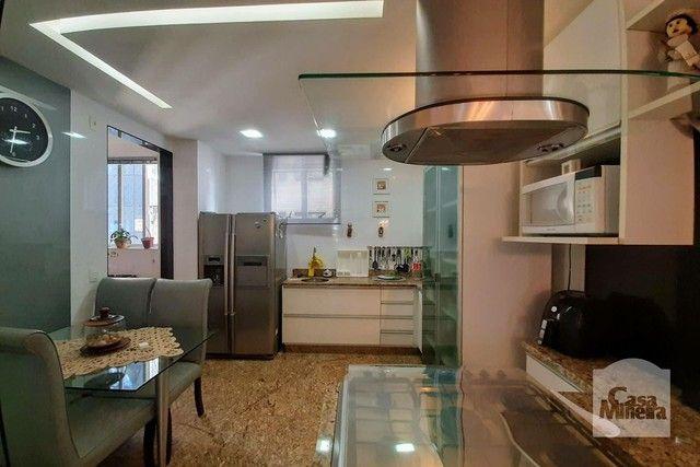 Apartamento à venda com 4 dormitórios em Lourdes, Belo horizonte cod:278825 - Foto 19