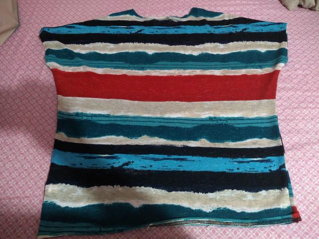 Blusa Colorida GG