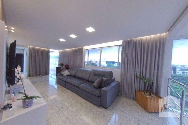 Apartamento à venda com 4 dormitórios em Santa rosa, Belo horizonte cod:275927 - Foto 2