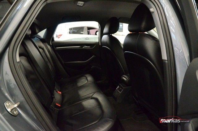 Audi A3 SEDAN 1.4 LM 150HP 58 MIL KM UNICO DONO 4P - Foto 12