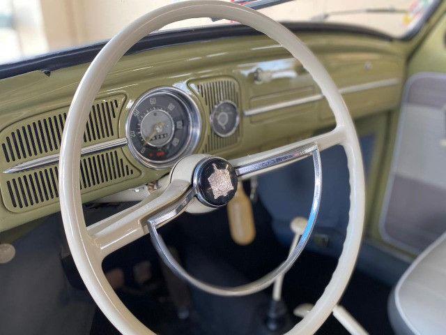 Fusca 1959 alemão, apenas 3 unidades - Foto 10