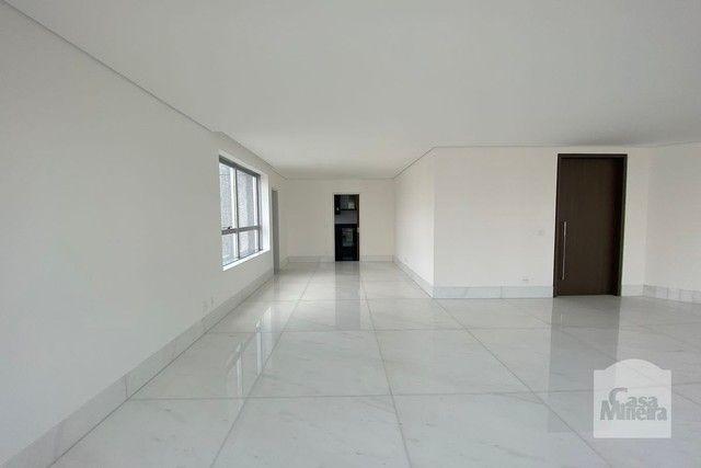 Apartamento à venda com 4 dormitórios em Santo agostinho, Belo horizonte cod:278220 - Foto 4