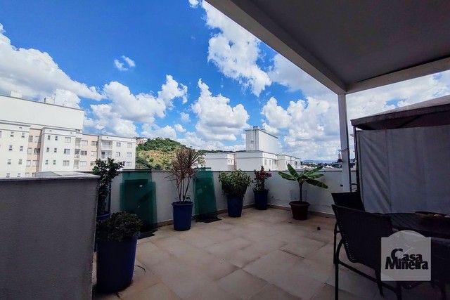Apartamento à venda com 3 dormitórios em Paquetá, Belo horizonte cod:277202 - Foto 19