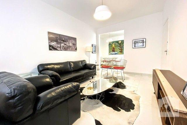 Apartamento à venda com 3 dormitórios em São lucas, Belo horizonte cod:275757 - Foto 3